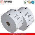 Сертифицированные ISO 76 мм офсетные бумажные рулоны для POS-машины
