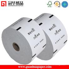 ISO9001 80 mm Largeur ATM Paper Roll