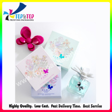 Elegant Cmyk Printing Handmade Perfume Card Box