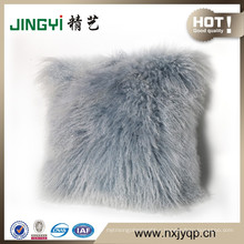 Tortuous SheepskinThrow Pillow