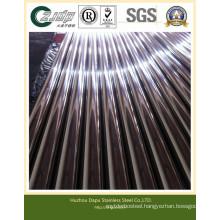 300 Series Small Diameter Welded Stainless Steel Tube