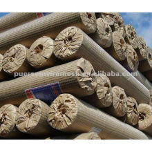 Malla de alambre soldada galvanizada de alta calidad