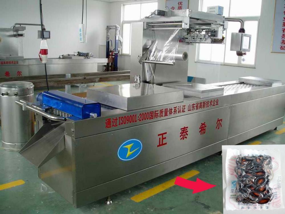 Thermoforming Vacuum Machine for Grain Packing