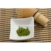 Chá de Matcha japonês de solo de pedra (padrão da UE)