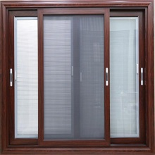 Sliding Door with Anti-theft Diamond Security Net