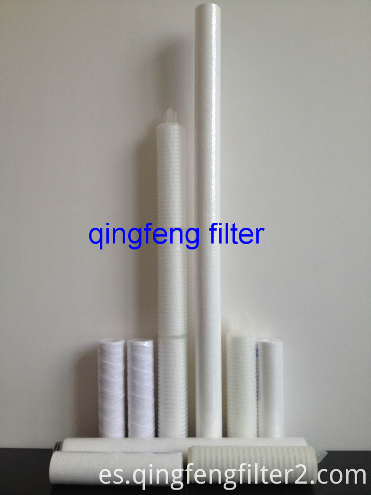 Glass Fiber Cartridge