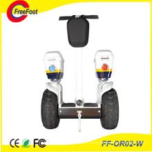Полицейский стиль Безопасный удобный Smart Wheel Wheel Scooter