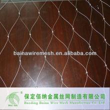 Malla caliente de la viruta de la cuerda de alambre de la venta con servicio de la venta