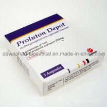 Proluton 250mg Hydroxyprogesterone Caproate Injektion für vorzeitigen Wehen
