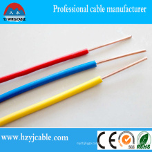 1.5mm Copper Core PVC Insulated Solid Single Electrical Wire