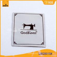 Hauptetikett für Kleidung LW20015