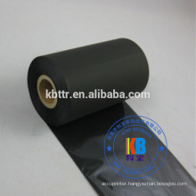 Black thermal transfer ribbon wax premium wax resin