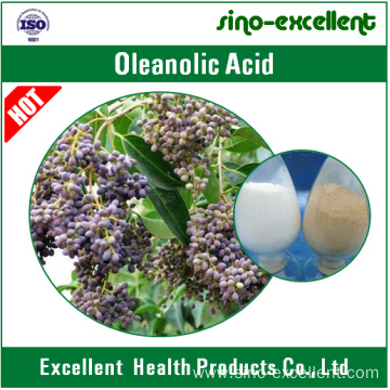 Natural Aralia chinensis Extract Oleanolic Acid