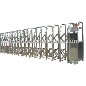 extension door (TS-Stainless steel door-VI)