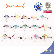 SPL027 Китай оптовая продажа рыболовных компонент алибаба приманки spinner приманки плесень