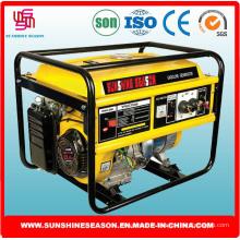 Groupe électrogène de 6kw pour l'approvisionnement à la maison avec du CE (EC15000)