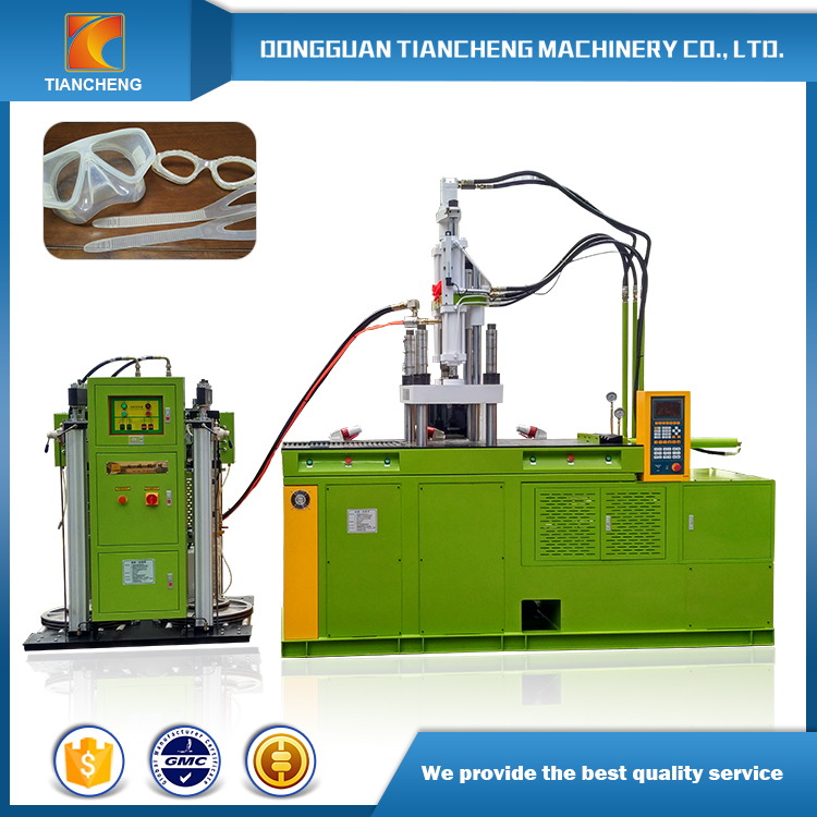 Lsr Liquid Silicone Injection Molding Machine