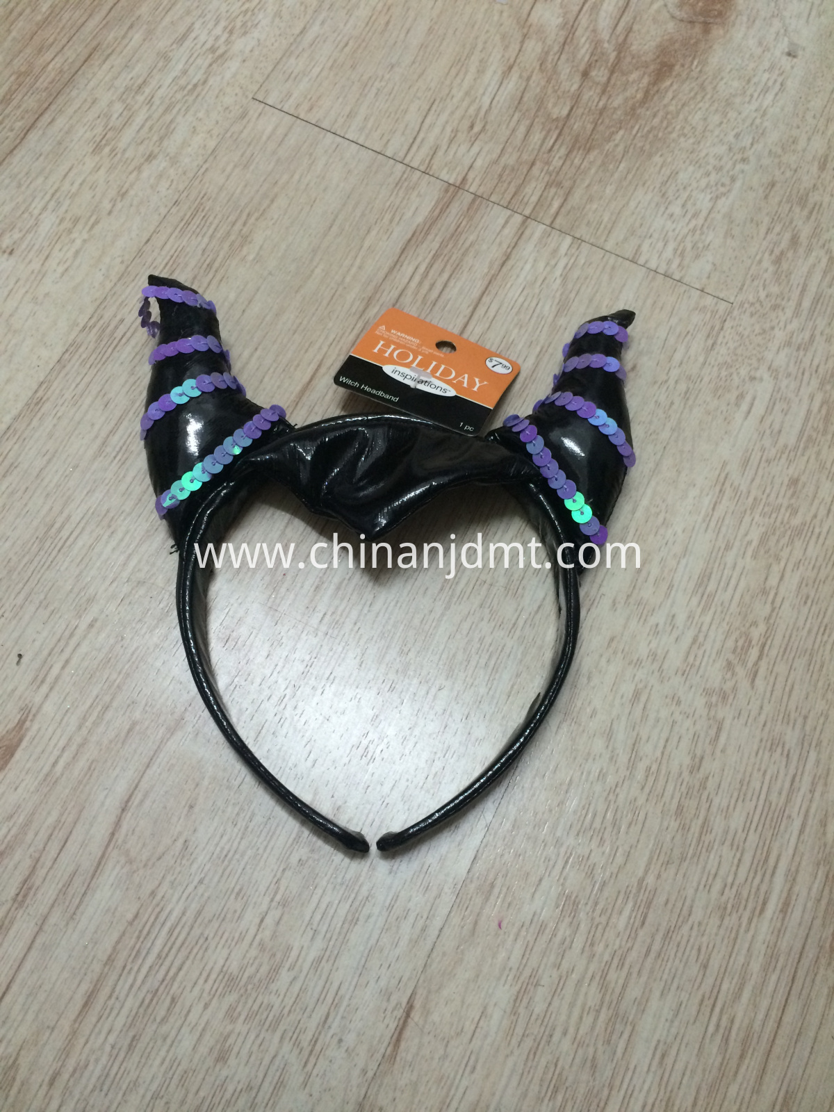 Little witch hair hoop