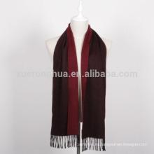 bufanda reversible de cachemira