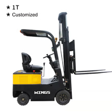 1 T Electric Forklift Customized