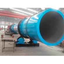 Máquina do secador de cilindro giratório para a serragem NPK Fertilzier