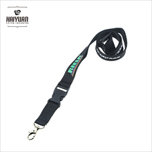 Eco-Friendly Cheap Silk Screen Printing Polyester/Nylon Lanyard