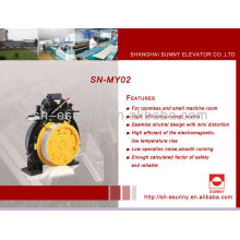 Heben Sie Traktion Aufzug Teile nach Hause Aufzug Maschinenteile SN-MY02