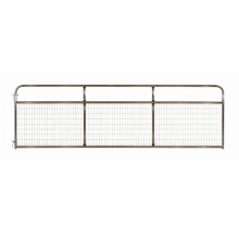 Galvanized Q235 Steel Wire Filled Gates For Farm