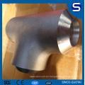ASME / ANSI B16.9 T de soldadura a tope / tubería de acero inoxidable y conexión SS304 SS316L