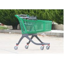 Kunststoff Einkaufswagen