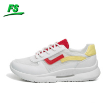 Easy to match shoes, Korean breathable mesh student white shoes