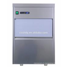 Petite machine de fabricant de broyeur de glace en flocons de laboratoire