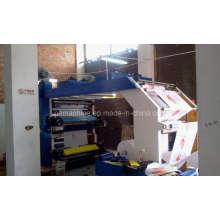 HYT Series 4 cores não-tecidos máquina de impressão flexográfica (CE)