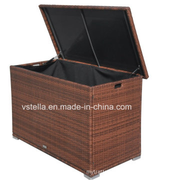 Modern Home Wicker Outdoor Garden Rattan Storage Box