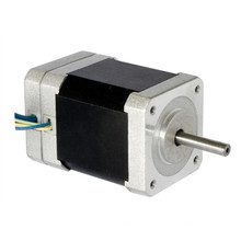 Square flange 24 VDC dc brushless motor auto-stacked stator for automatic sliding door openers