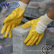 NMSAFETY Nitrile ansell luvas