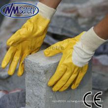 NMSAFETY Нитрил перчатки ansell