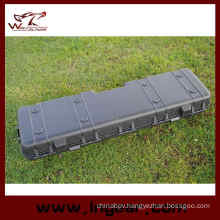 123cm Military Gun Plastic Tool Stylish Kit Gun Case with Inside Sponge