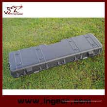 123cm militar arma elegante Kit de pistola caja plástico con esponja interior