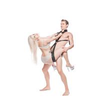 Grosso e forte Bondage Sexo Jogos de adultos Bdsm Posição Bondage Brinquedos sexuais