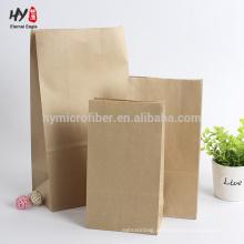 saco de papel ofício atacado personalizado em branco reciclável