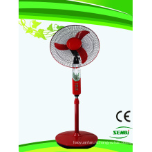 Вентилятор Перезаряжаемые вентилятор стойки 16inches 12В DC фут-40DC-РМ