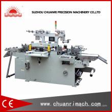 Machine automatique de découpage de matrice d'Oca de petit pain