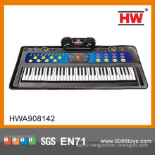 Hot Sale 61 keys keyboard mat electronic music mat
