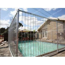 Low Carbon Steel Safety Pool Fence