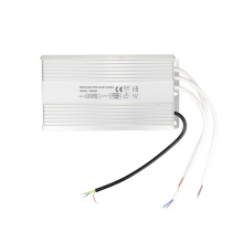 Waterproof 12V 16.5A Adapter 200W LED Transformer