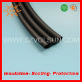 Equivalence Black Elastomer Diesel Resistant Heat Shrink Tubing
