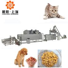 Máquina de procesamiento de alimentos para mascotas en seco