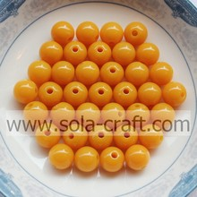 High definition for Acrylic Faceted Beads Imitation Jade Resin Beads Wholesale for Bracelet, Necklace and Jewelry Accessories. export to Portugal Factories