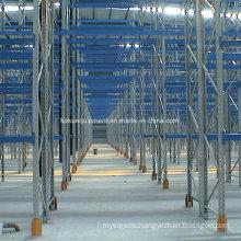 Industrial Warehouse Zinc Plate Storage Vna Pallet Shelving